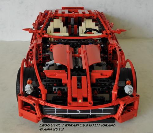 Lego 8145 Ferrari 599 GTB Fiorano