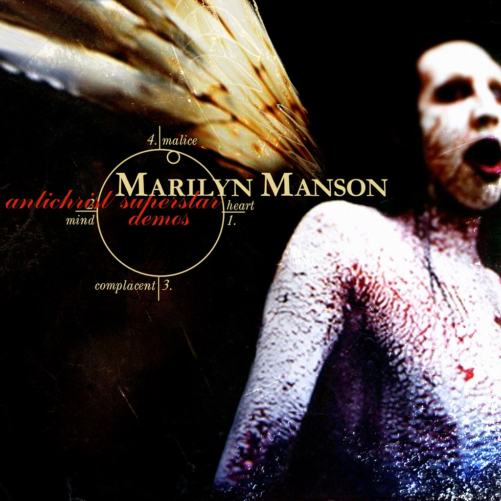 ... Marilyn Manson: Antichrist Superstar Demos | by kbacon007