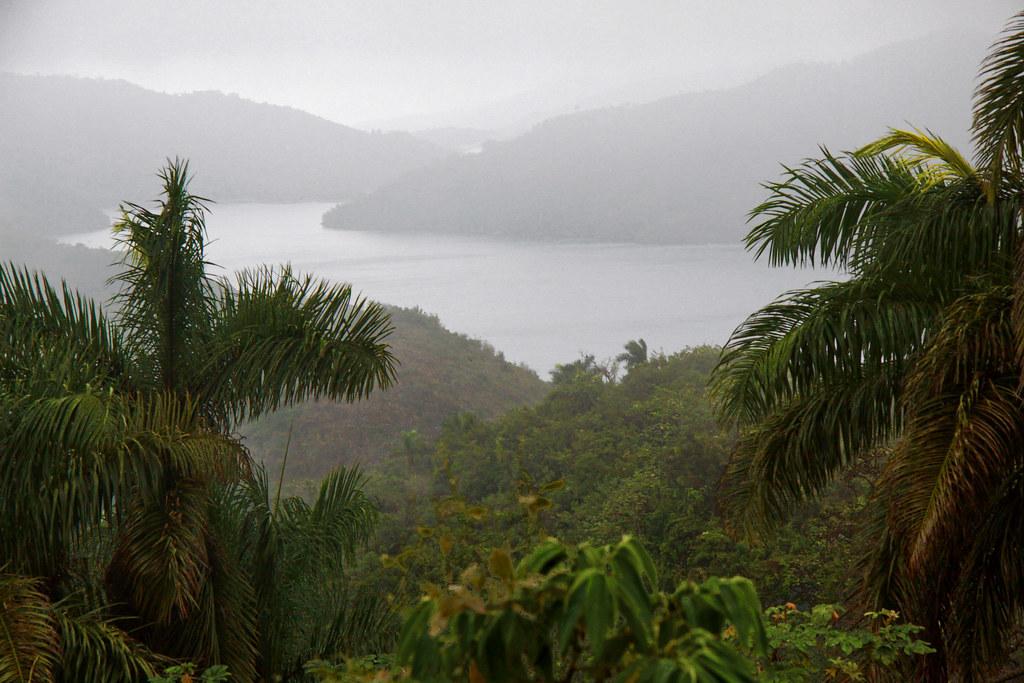 Hanabanilla Lake, Villa Clara