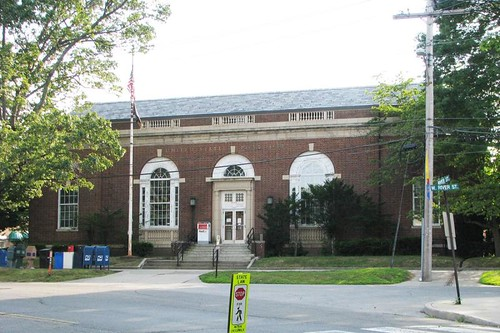 Milford, CT: Downtown Station post office | by PMCC Post Office Photos