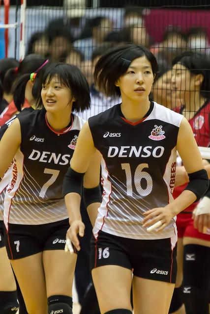 石井里沙選手と鍋谷友理枝選手   Flickr - Photo Sharing! flickr