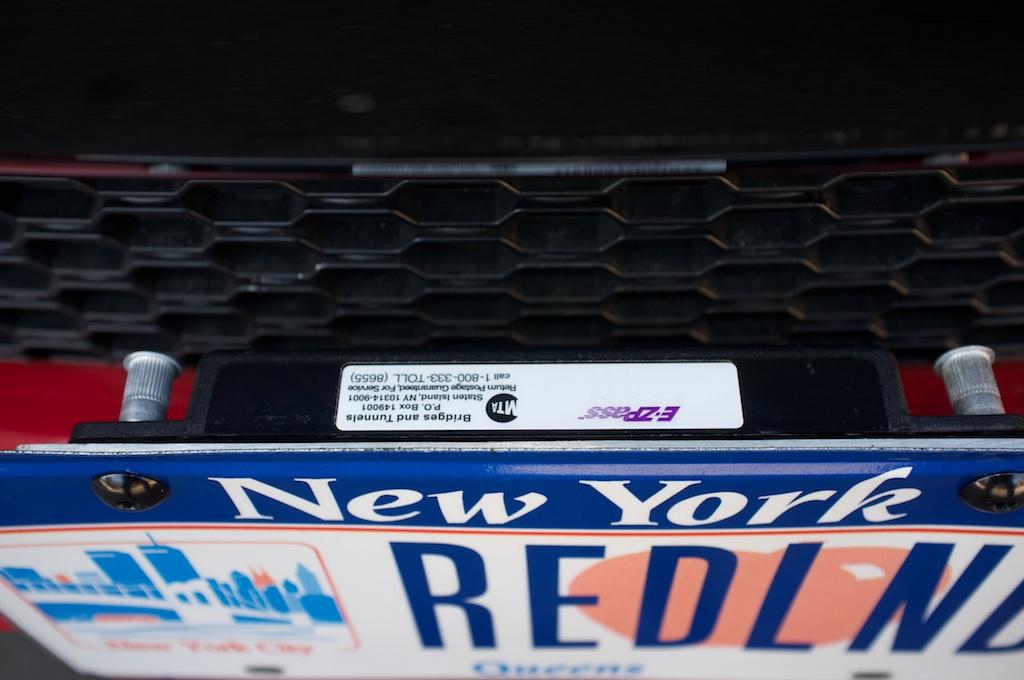 License Plate Bracket For Travel Trailer
