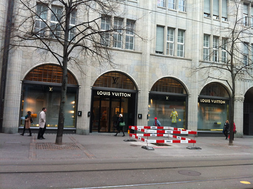 Louis Vuitton Zürich Outlet
