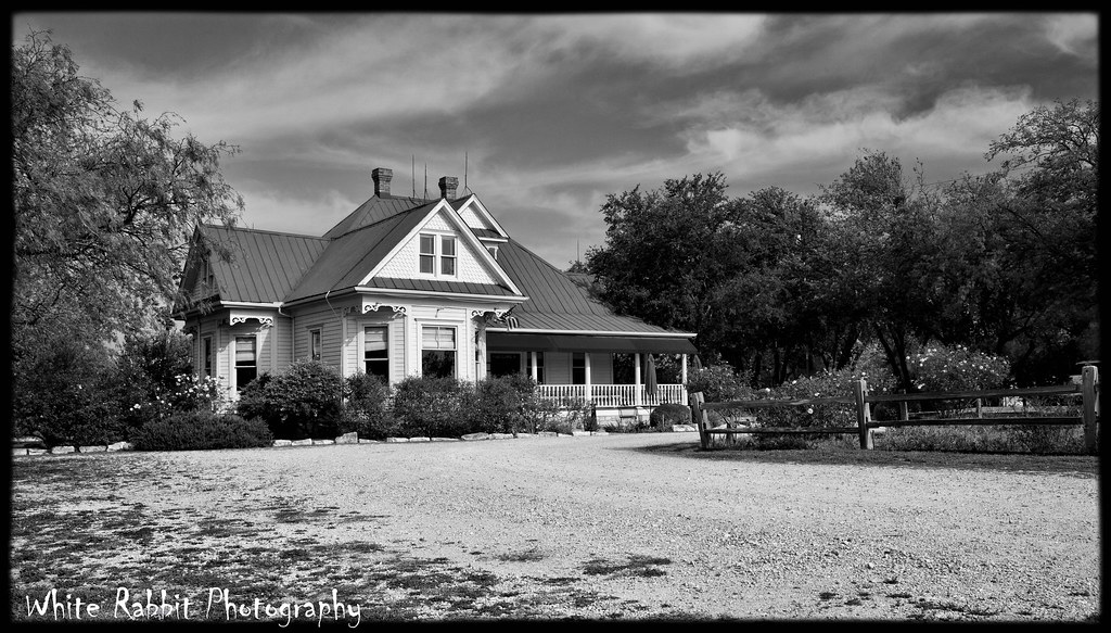 Texas Chainsaw Massacre House 1974