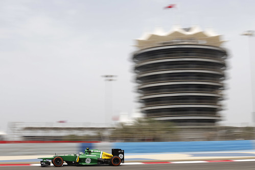 2013 Bahrain Grand Prix - Friday | by CaterhamF1