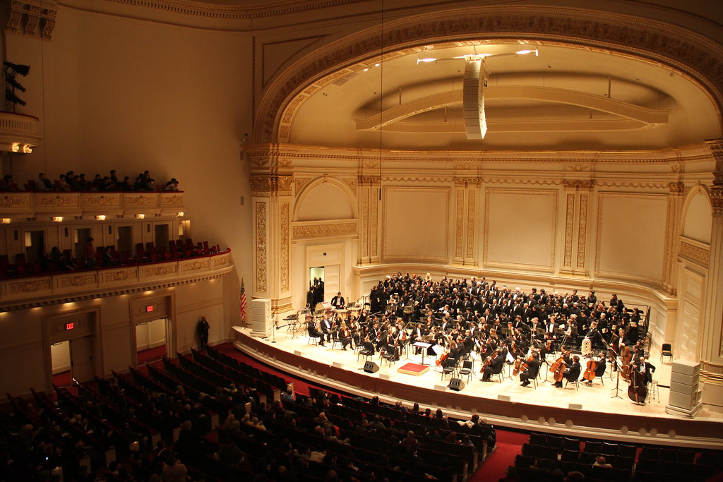 Image result for Carnegie Hall lights