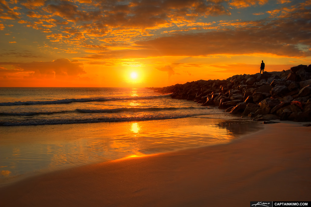 Miami South Beach Sunrise Photography