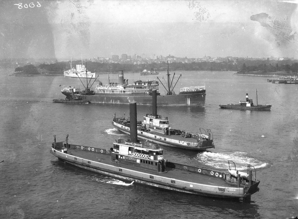 Towed Car Finder >> MISCELLANY: car ferries and a steamer with HMAS CANBERRA [… | Flickr