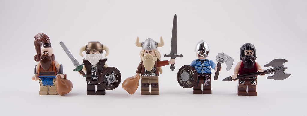 Fantasy Viking Raiders   Eldgrim Holmmsten leads his Raiding…   Flickr