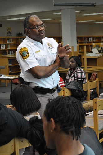 Sheriff Gets Real with High School Students | by Sheriff Gabe Morgan