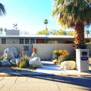 Houses of Palm Springs #7. | by A Walker in LA