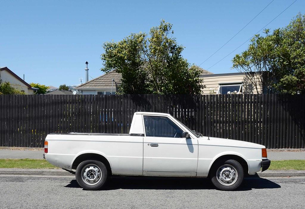 1988 Hyundai Pony Pickup Christchurch New Zealand Flickr