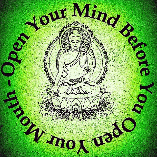 Mind Opening Open Your Mind Before You