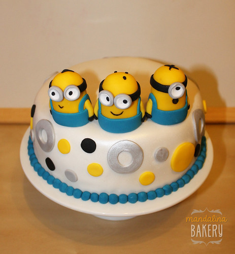Despicable Birthday Cake
