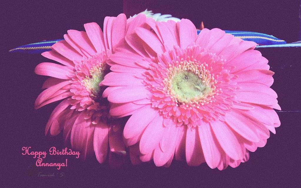 Happy Birthday To Annaya Sunatra Hossain Annaya A Name Flickr