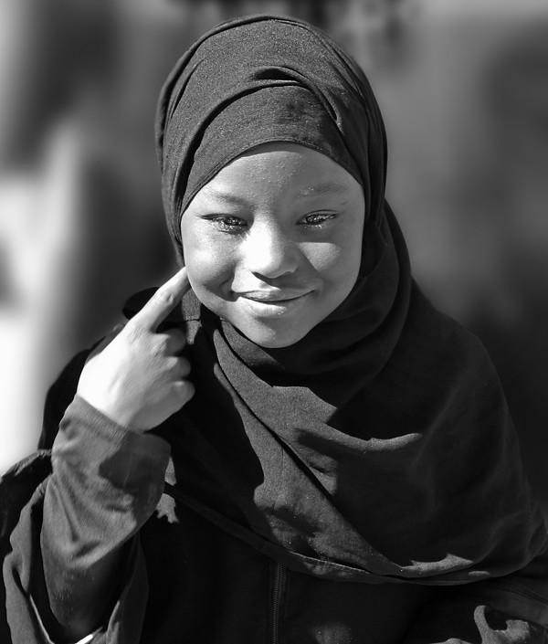 Mirada Inocente Look Innocent Ni 241 A Saharaui En El