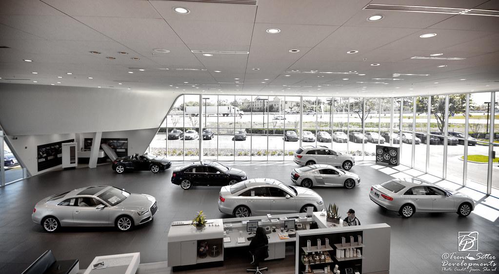 Audi North Orlando New Showroom The Newly Built Showroom F Flickr - Audi north orlando