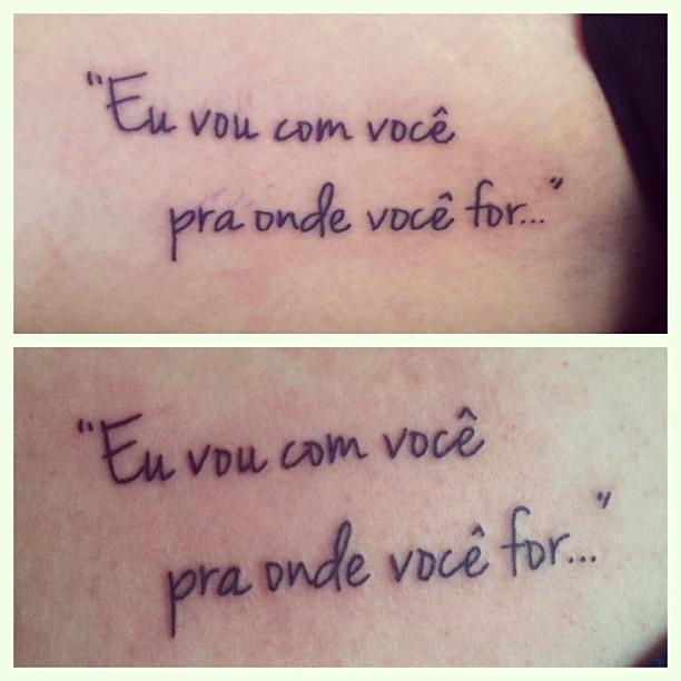 Playtattoo Tattoo Tatuagem Tatouage Frases Quotes C Flickr