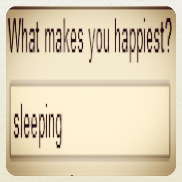Pinquotes Tumblr Happy Sleeping Funny Real Talk Tr Flickr