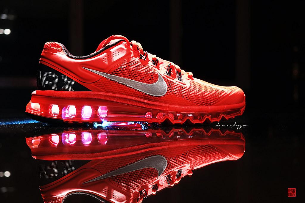 2013 Air Max Red
