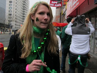 St. Patrick's Day NYC 2013: East Village, Third Avenue | by Scoboco