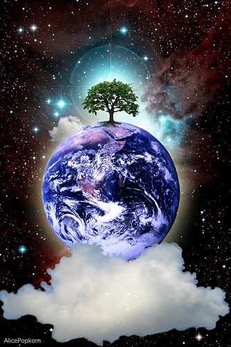 Earth Day ~  Mother Earth | by AlicePopkorn