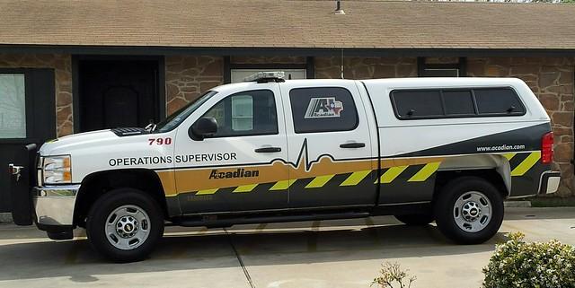 acadian ambulance service