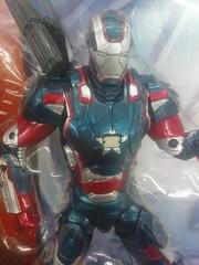 [Marvel Legends] Iron Monger Series wave 2: IRON PATRIOT