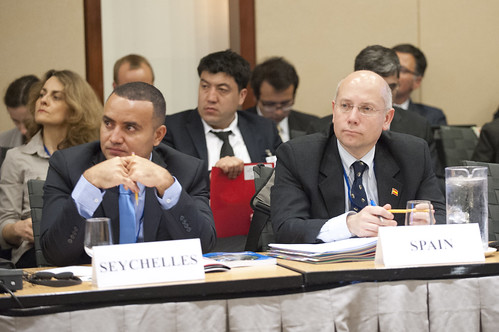High Level Meeting on Natural Capital Accounting | by World Bank Photo Collection