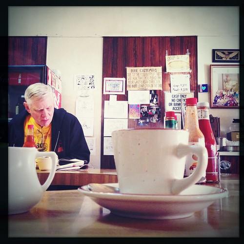 Irving Street Cafe San Francisco