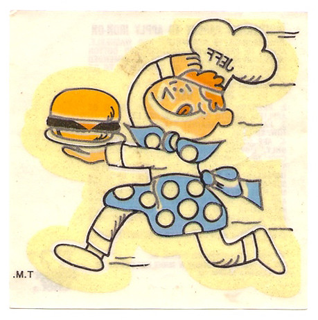 and jeff chef Burger