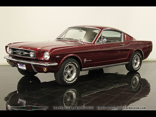 1965 Ford Mustang Fastback | by stlouiscarmuseum.com
