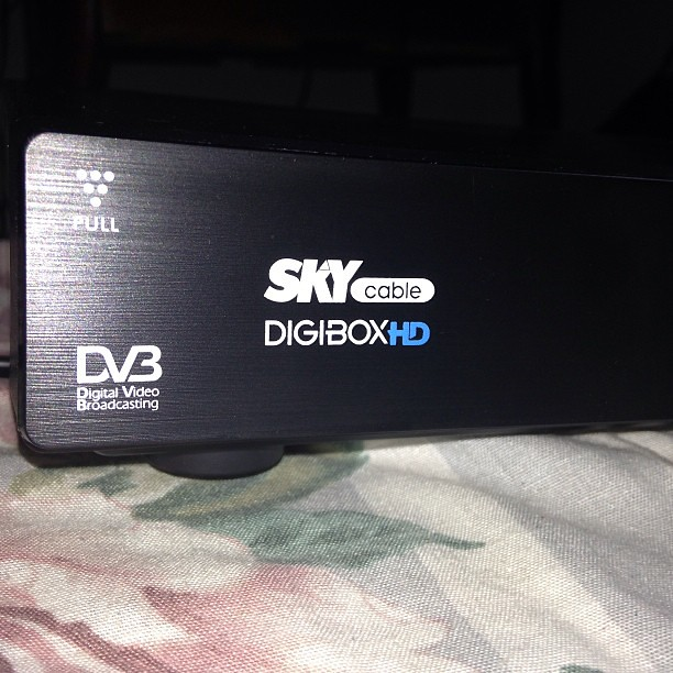 Sky Cable HD Box !!!! Gold! & NBA Everyday!!! Sky Cable HD Box !!!! Gold!!! | Armand Ryan ...