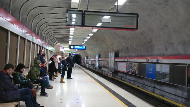 Metro Tannenbaum.Kamppi Metro Station