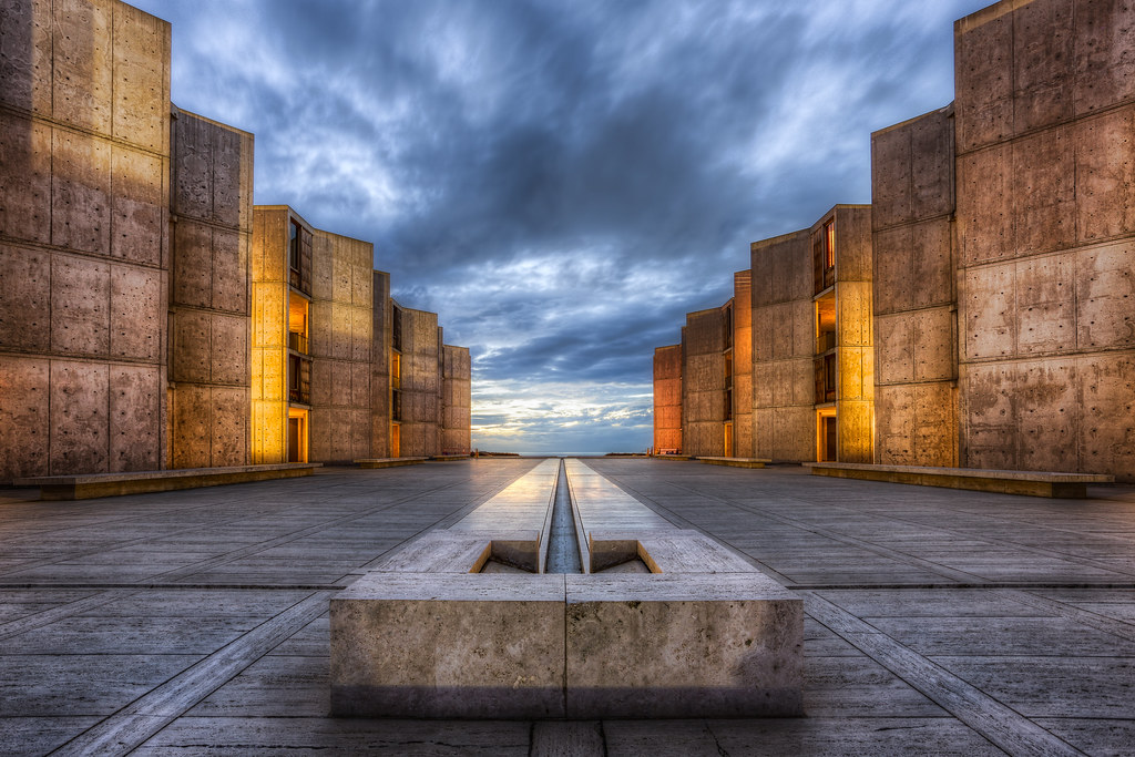 Salk Institute This Is A Spot That S Been On My List Of