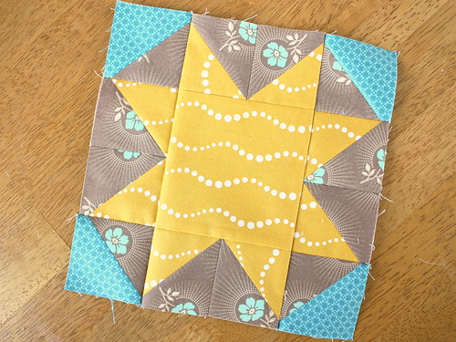 Virtual Quilting Bee Block 1 | by amy smart