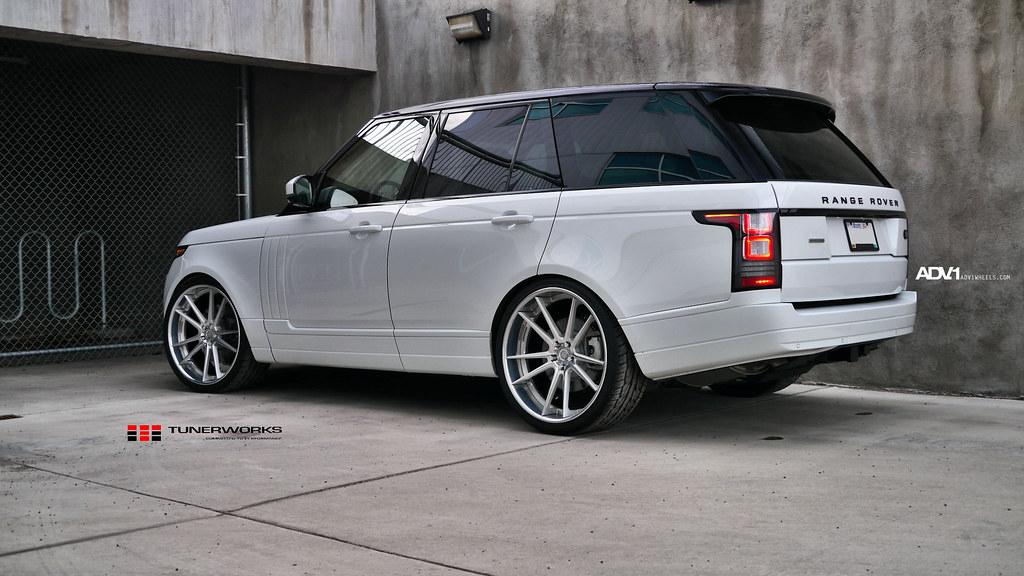 Range Rover Sport Adv5 2 Deep Concave Sl Adv1wheels Flickr