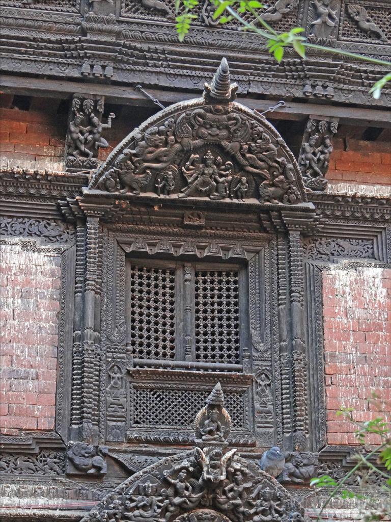 La Maison De La Kumari Katmandou La Fen Tre O