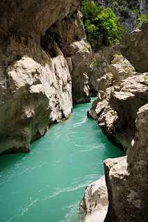 Canyon - Verdon Gorge - France | by PascalBo