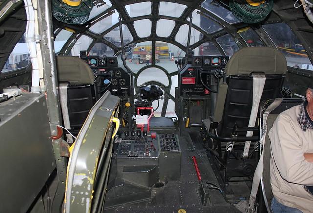B29 FiFi Interior Views