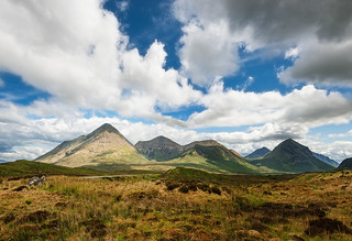 Red Cuillins | by Philipp Klinger Photography