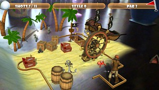 Table Mini Golf on PS Vita | by PlayStation.Blog