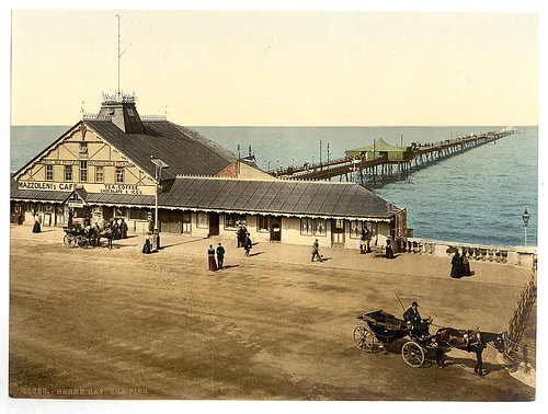 [The pier, Herne Bay, England]  (LOC) | by The Library of Congress