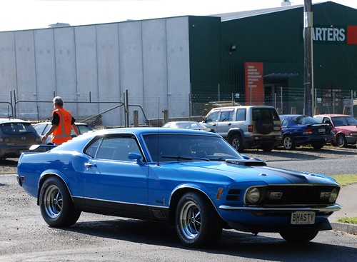 1970 FORD MUSTANG | by lancef2