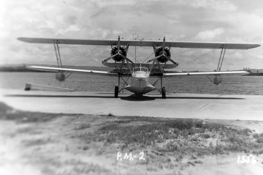 Martin PM-2 Flying Boa...