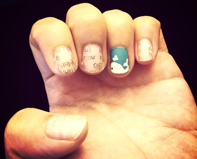 The Whale Nails | Flickr - Photo Sharing!