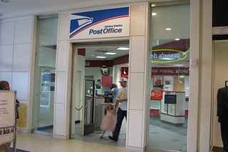 Atlanta, GA: Cumberland Mall Branch post office | by PMCC Post Office Photos