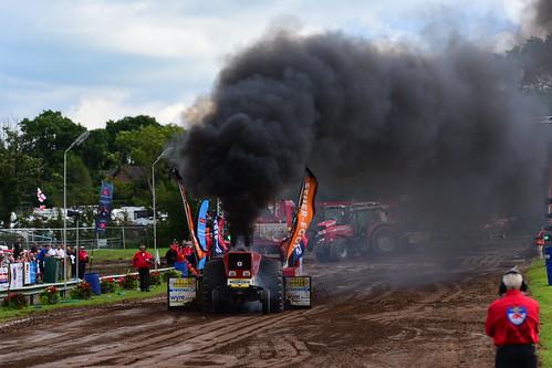 Franz Peter Schäfer, Fiat Super Agri, European Tractor Pulling Championship, Great Eccleston 2016