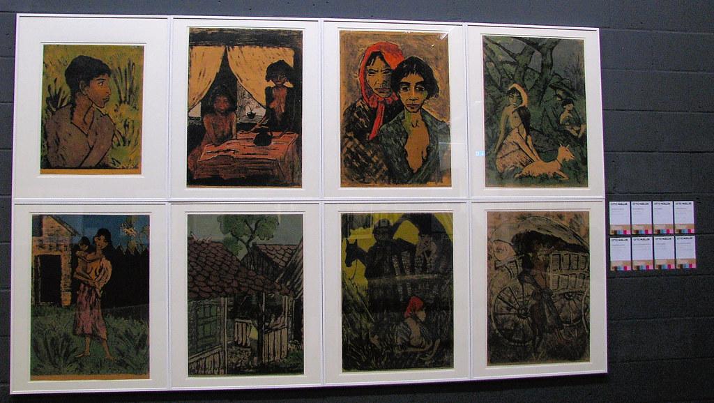 02 >> Otto Mueller, Zigeunermappe | Otto Mueller (Liebau, 16 oktob… | Flickr