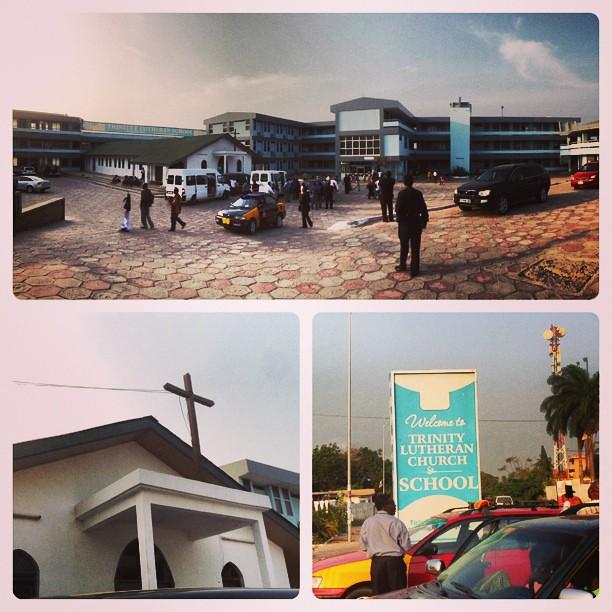 Trinity Lutheran Church and School in Tema (Accra), Ghana ...